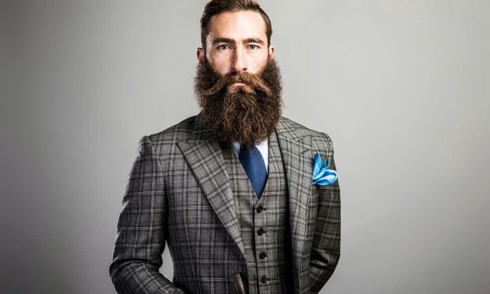 Phenomenal Beard And Suits Examples Of Best And Worst Facial Hair For Suit Short Hairstyles Gunalazisus