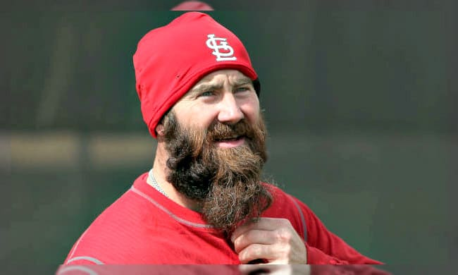 Jason Motte why do baseball players have beards