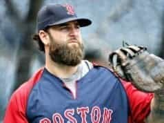 MLB players with baseball beards