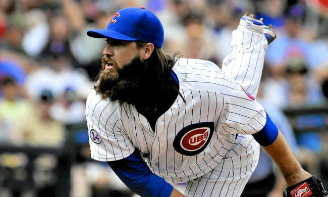 brian schlitter baseball player beard