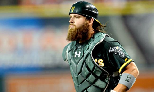 derek norris best beards in sports