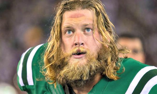 nick mangold beard nfl