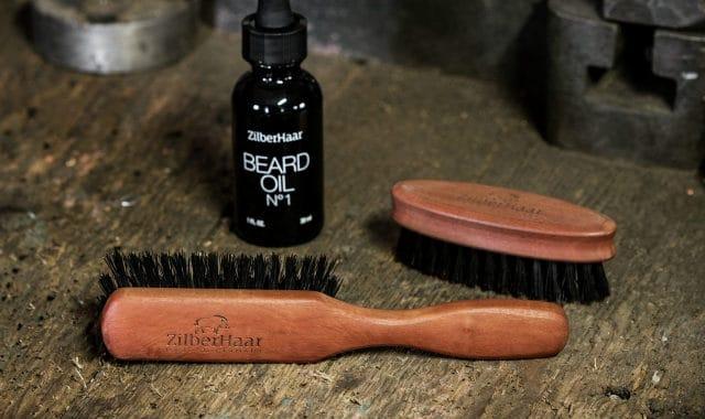 beard brushes