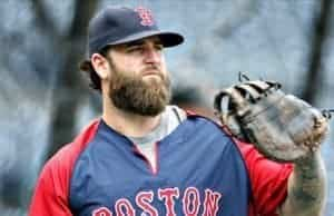 MLB players with baseball beards