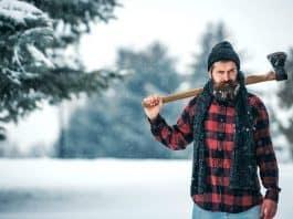 lumberjack beardsman