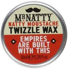 small tin of mr nattys twizzle wax