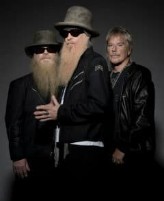 ZZ Top band members