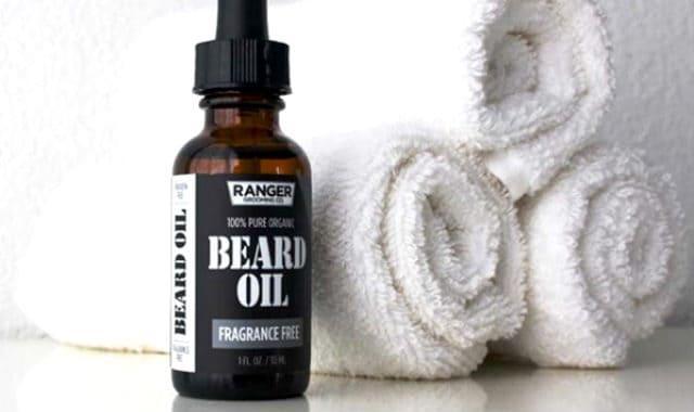 ranger grooming beard oil