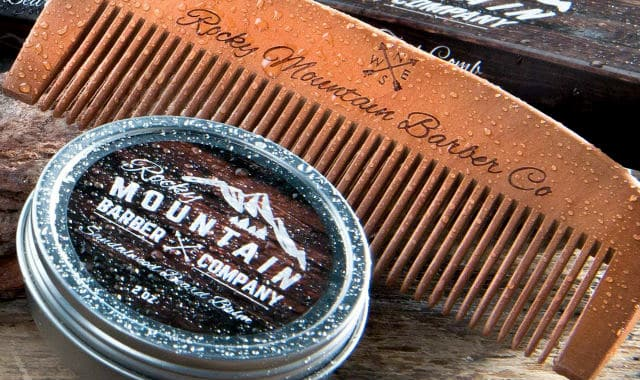 rocky mountain big beard comb