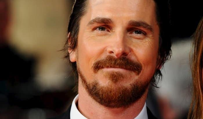 christian bale extended goatee style