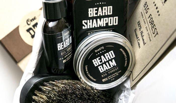 big forest beard box set