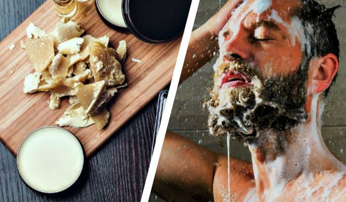 different types of beard conditioners