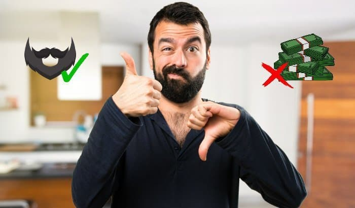 beard transpant pros and cons example