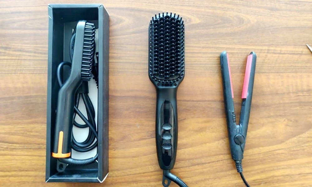 best beard straighteners featured image