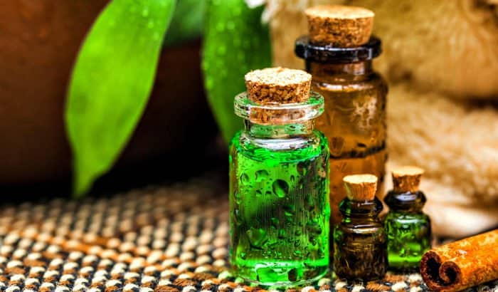 essential oils in beard oil recipe