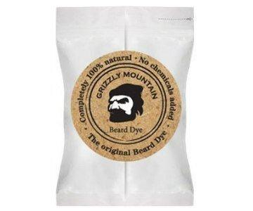 grizzly mountain organic beard dye