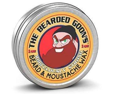 bearded goons beard and mustache wax