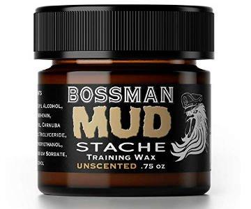 bossman mustache wax