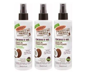 coconut oil leave-in conditioner