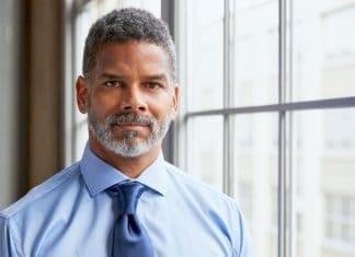 corporate beard style in office