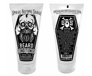 grave before shave facial hair softening conditioner