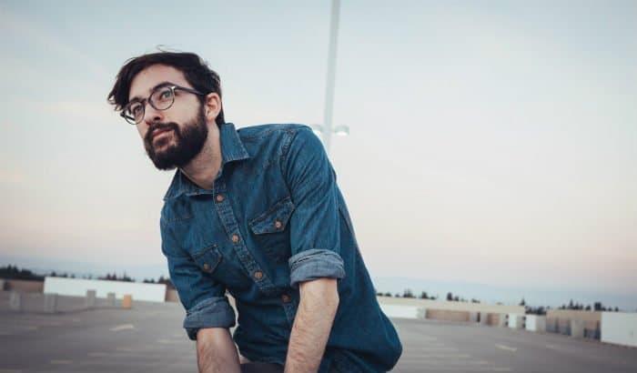 man with nice looking beard