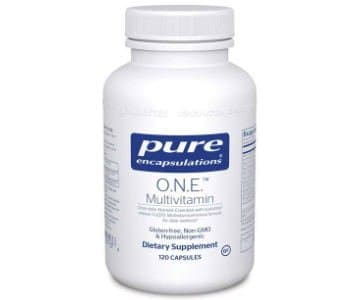 pure encapsulations vitamin supplement