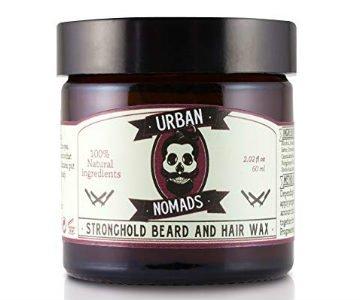 urban nomads hair and beard wax