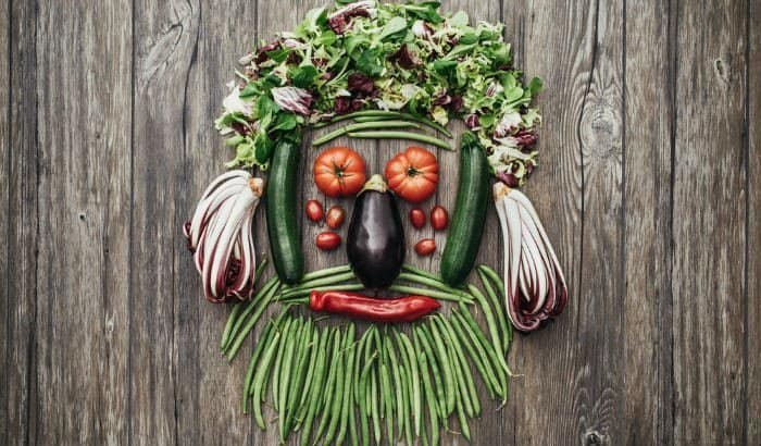 vegetable beard