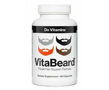 vitabeard beard growth vitamin