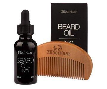 zilberhaar beard oil