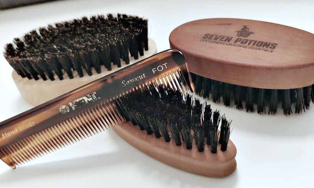 best beard brushes