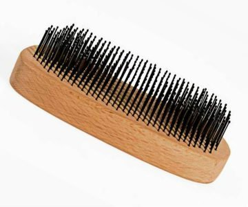 grizzly jack polymer beard brush