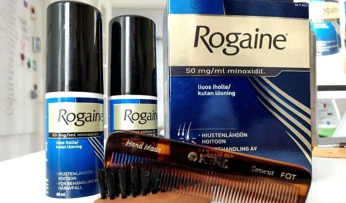 rogaine for beard