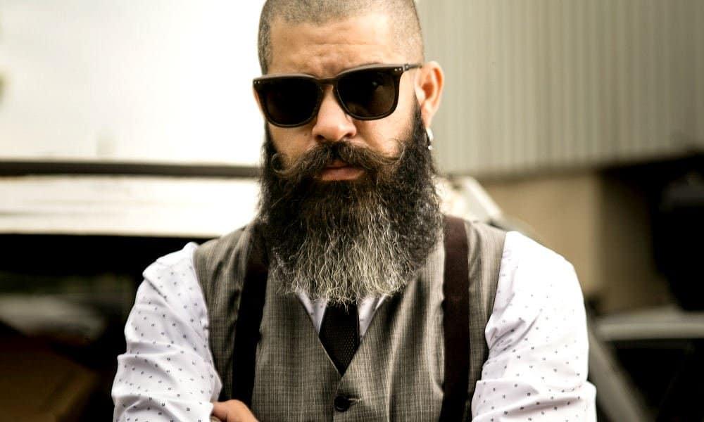 tamed beard