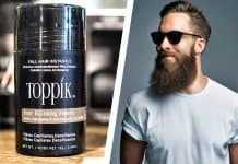 toppik for facial hair