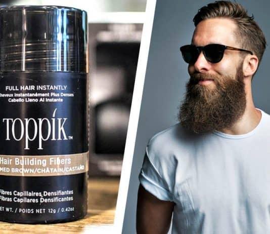 toppik for facial hair