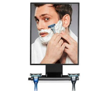 Toiletree fogless shaving mirror