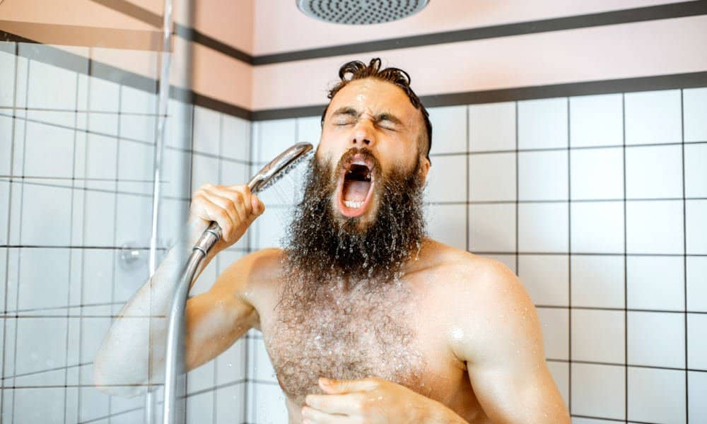 dry skin under beard featured image