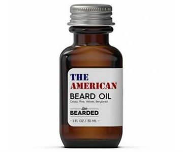 live bearded the american beard oil