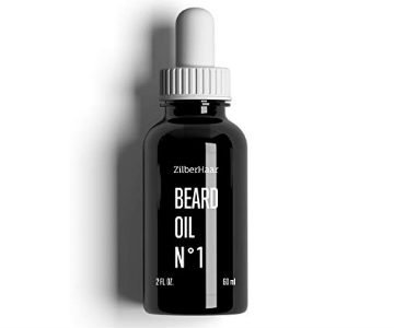 zilberhaar number one beard oil